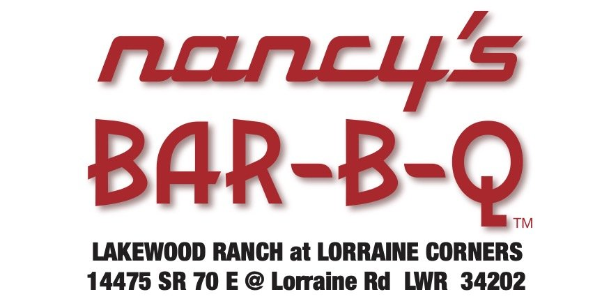 Nancy's Bar-B-Q RED drop LWR